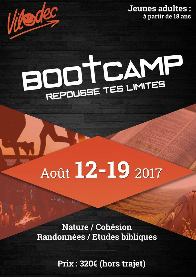 Boot Camp – Repousse tes limites !